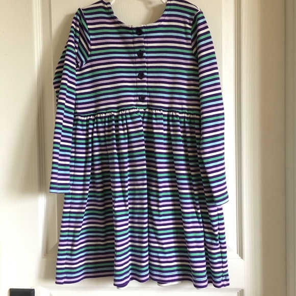 0dfc0016e8efb Hanna Andersson Other - Hanna Andersson Striped Playdress Size 120